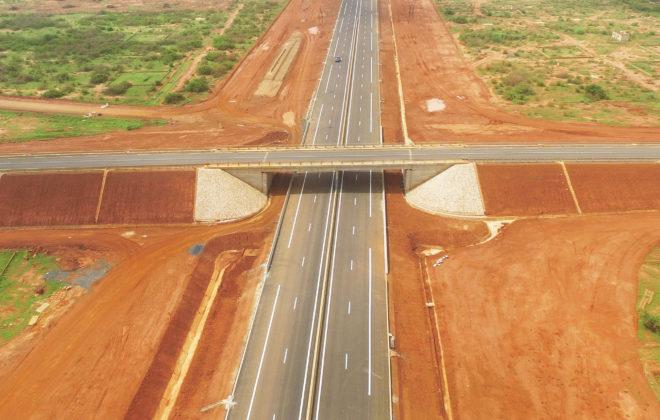 Les autoroutes Ila Touba MBour et Thies