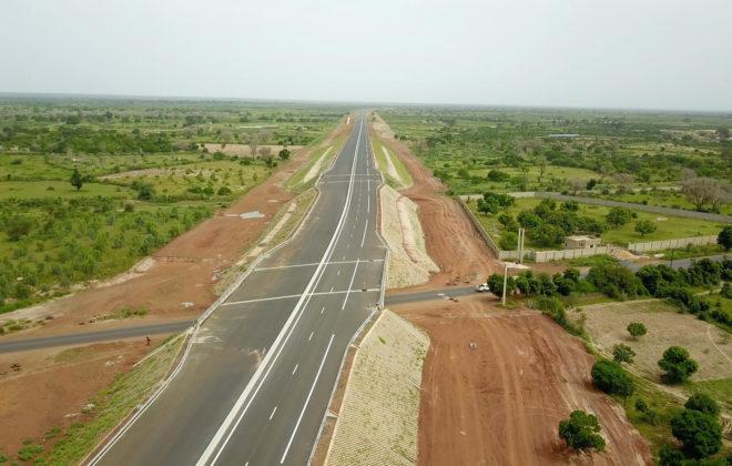 drone autoroute ila touba peage 07