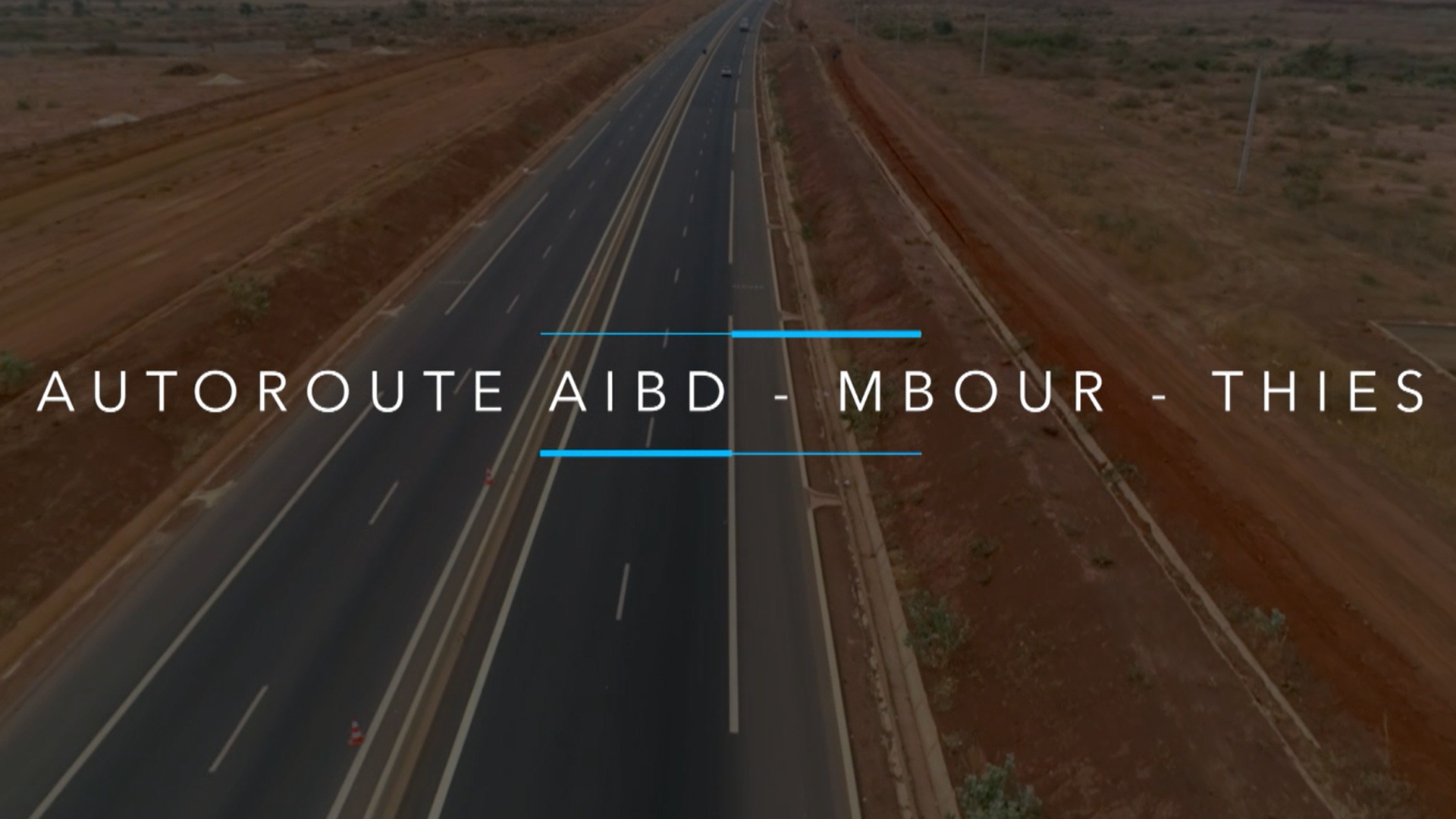img couverture video autoroutes du senegal