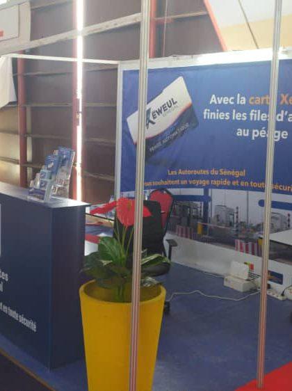 FIDAK 2019 Carte Xeweul pavillon Sénégal7