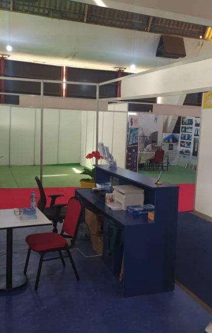 FIDAK 2019 Carte Xeweul pavillon Sénégal