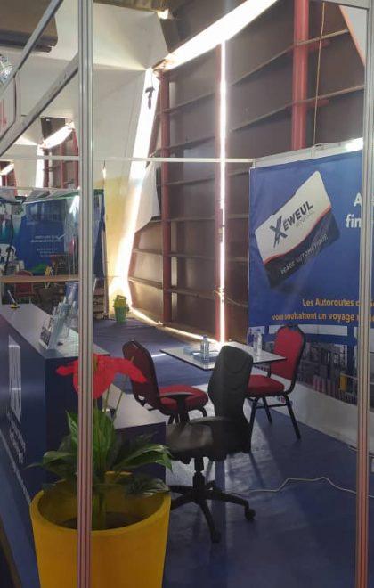 FIDAK 2019 Carte Xeweul pavillon Sénégal2